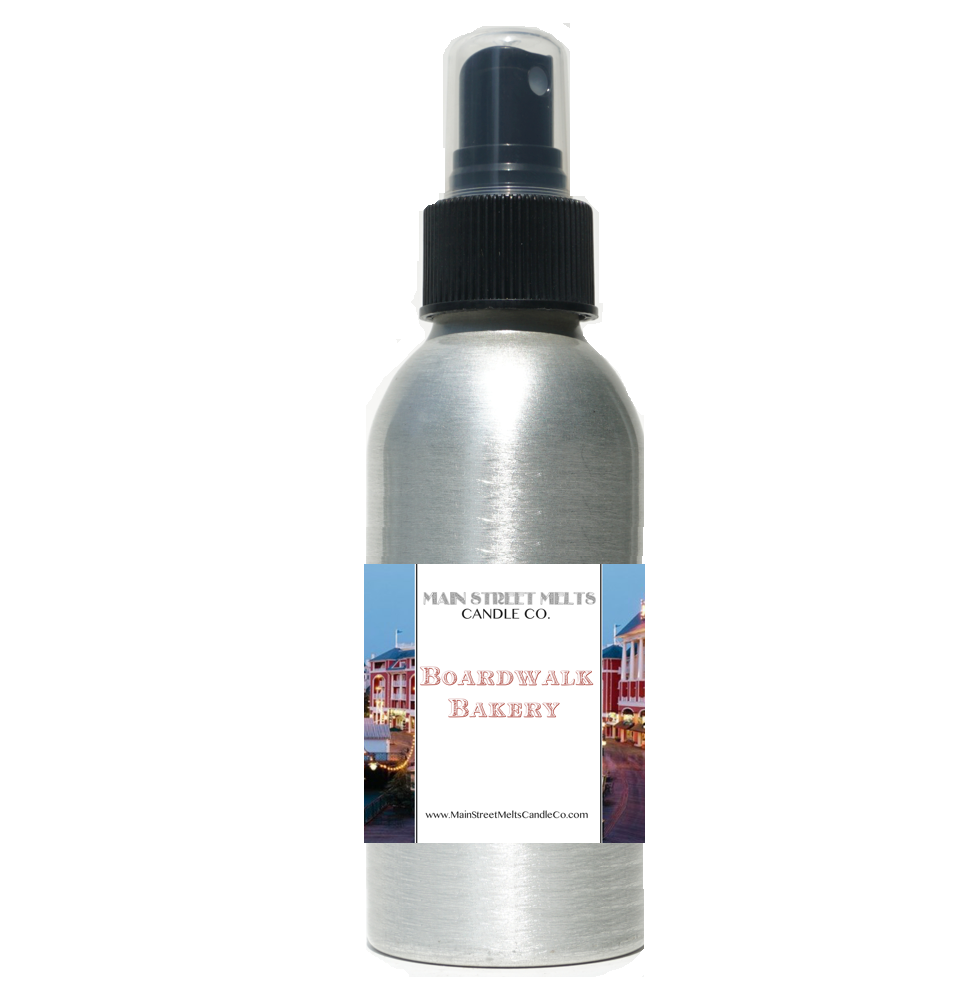 BOARDWALK BAKERY Room Spray