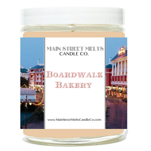 BOARDWALK BAKERY Disney Candle 9oz