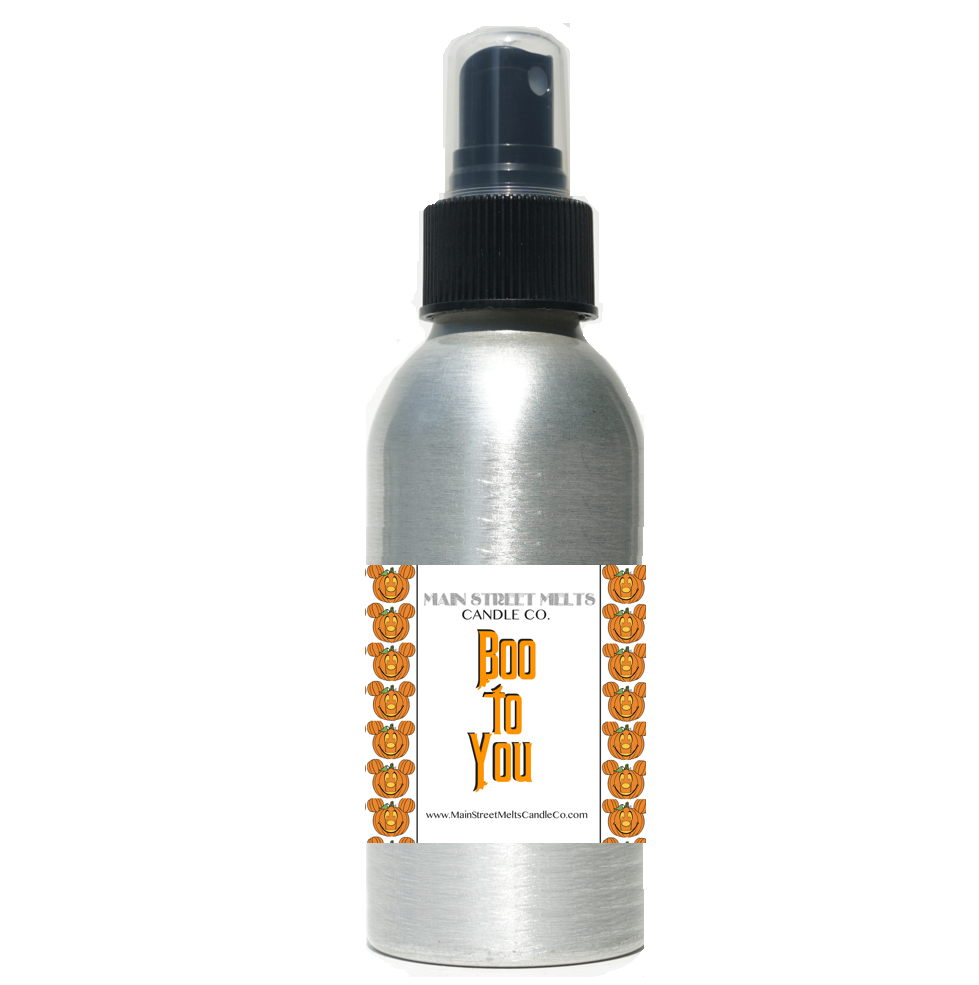 BOO TO YOU Room Spray