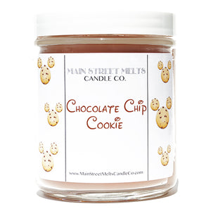 CHOCOLATE CHIP COOKIE Disney Candle 9oz