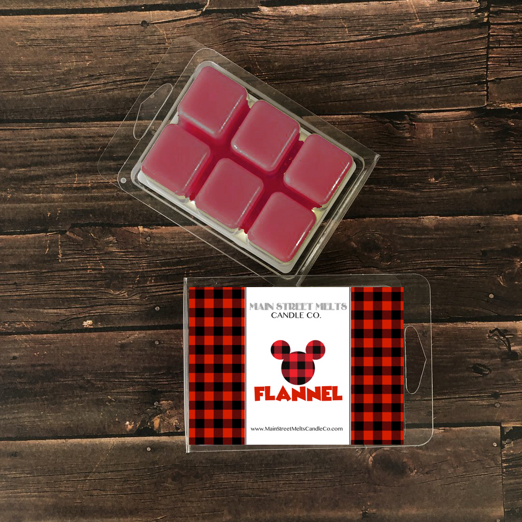 FLANNEL Soy Wax Melt