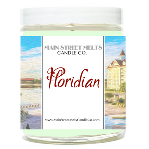 FLORIDIAN Disney Candle 9oz