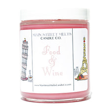 FOOD & WINE Disney Candle 9oz