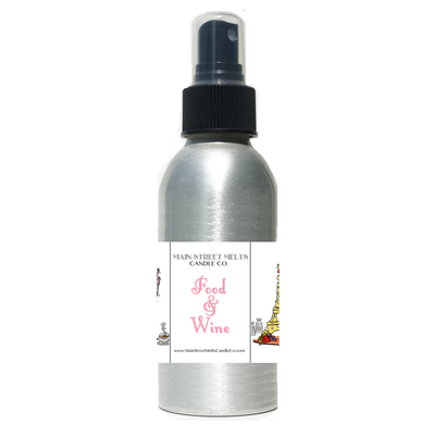 FOOD & WINE Room Spray