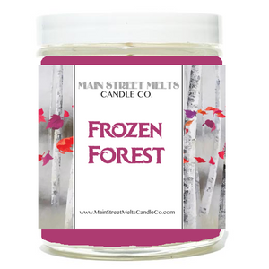 FROZEN FOREST Disney Candle 9oz