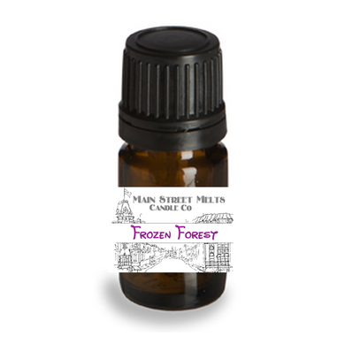 FROZEN FOREST Fragrance Oil 5mL Disney Inspired