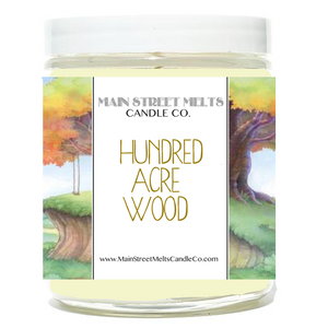 HUNDRED ACRE WOOD Disney Candle 9oz