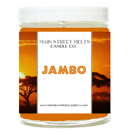 JAMBO Disney Candle 9oz