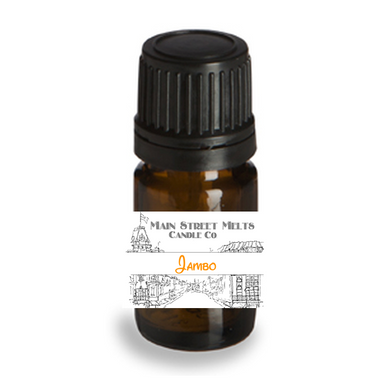 JAMBO Fragrance Oil 5mL Disney Inspired