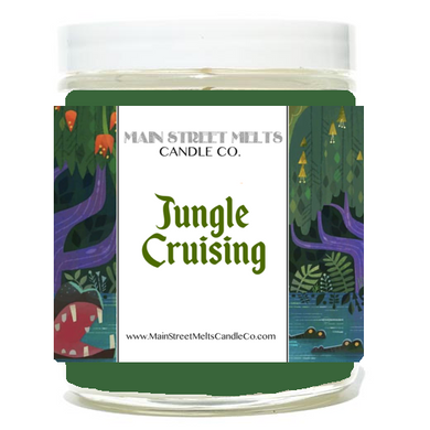 JUNGLE CRUISING Disney Candle 9oz