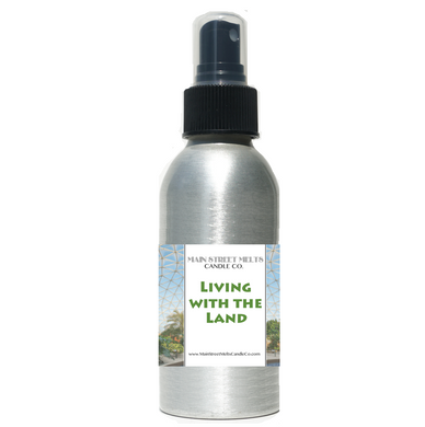 LIVING WITH THE LAND Room Spray