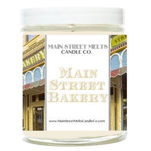 MAIN STREET BAKERY Disney Candle 9oz