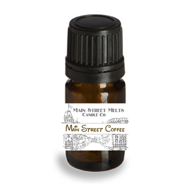 MAIN STREET COFFEE Fragrance Oil 5mL Disney Inspired