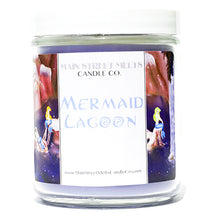 MERMAID LAGOON Disney Candle 9oz