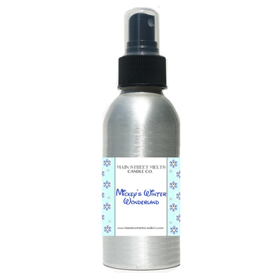 MICKEY'S WINTER WONDERLAND Room Spray