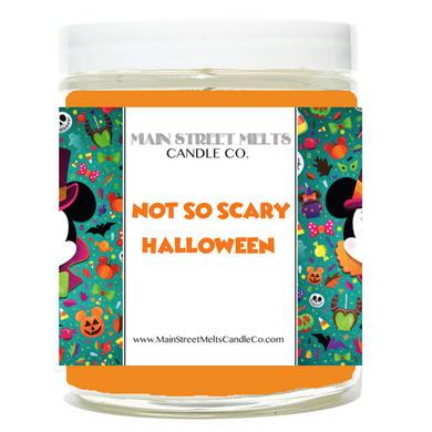 NOT SO SCARY HALLOWEEN Disney Candle 9oz