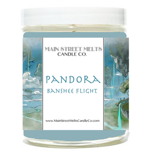PANDORA BANSHEE FLIGHT Disney Candle 9oz