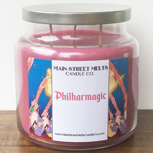 PHILHARMAGIC Disney Candle 18oz