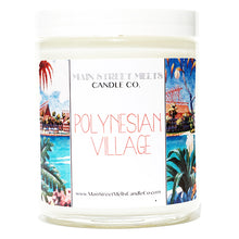 POLYNESIAN VILLAGE Disney Candle 9oz