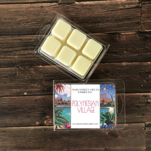POLYNESIAN VILLAGE Soy Wax Melt