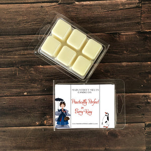 PRACTICALLY PERFECT IN EVERY WAY Soy Wax Melt