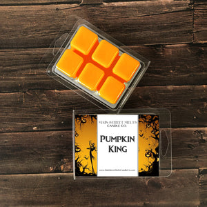 PUMPKIN KING Soy Wax Melt