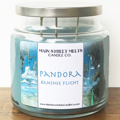 PANDORA BANSHEE FLIGHT Disney Candle 18oz