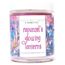 RAPUNZEL'S GLOWING LANTERNS Disney Candle 9oz