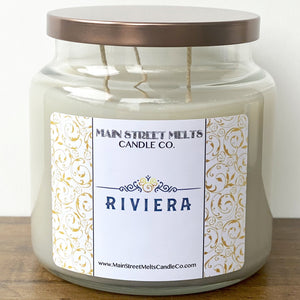 RIVIERA Disney Candle 18oz