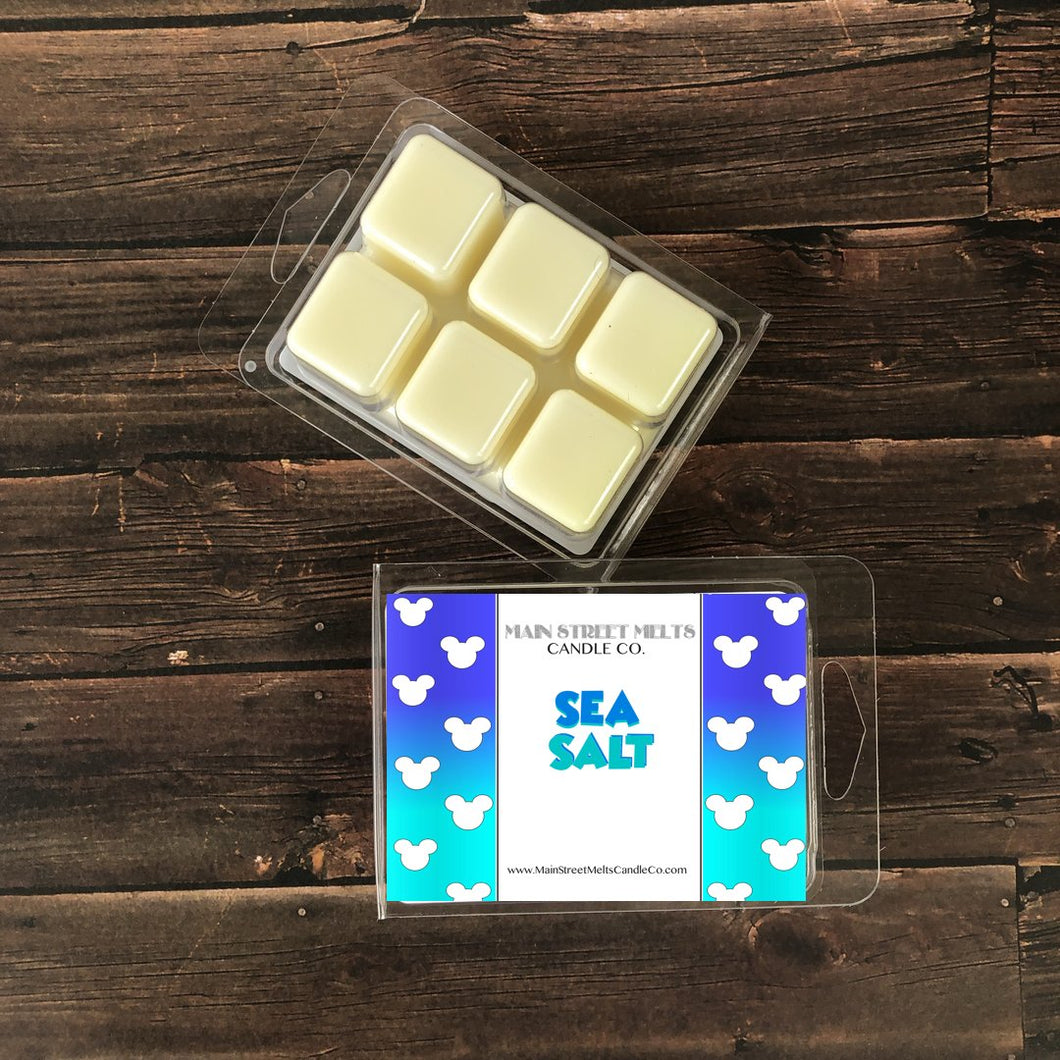 SEA SALT Soy Wax Melt