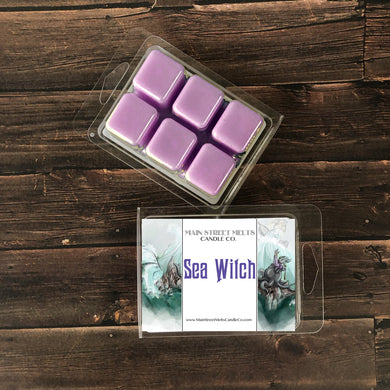 SEA WITCH Soy Wax Melt