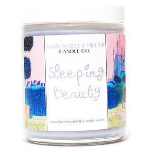SLEEPING BEAUTY Disney Candle 9oz