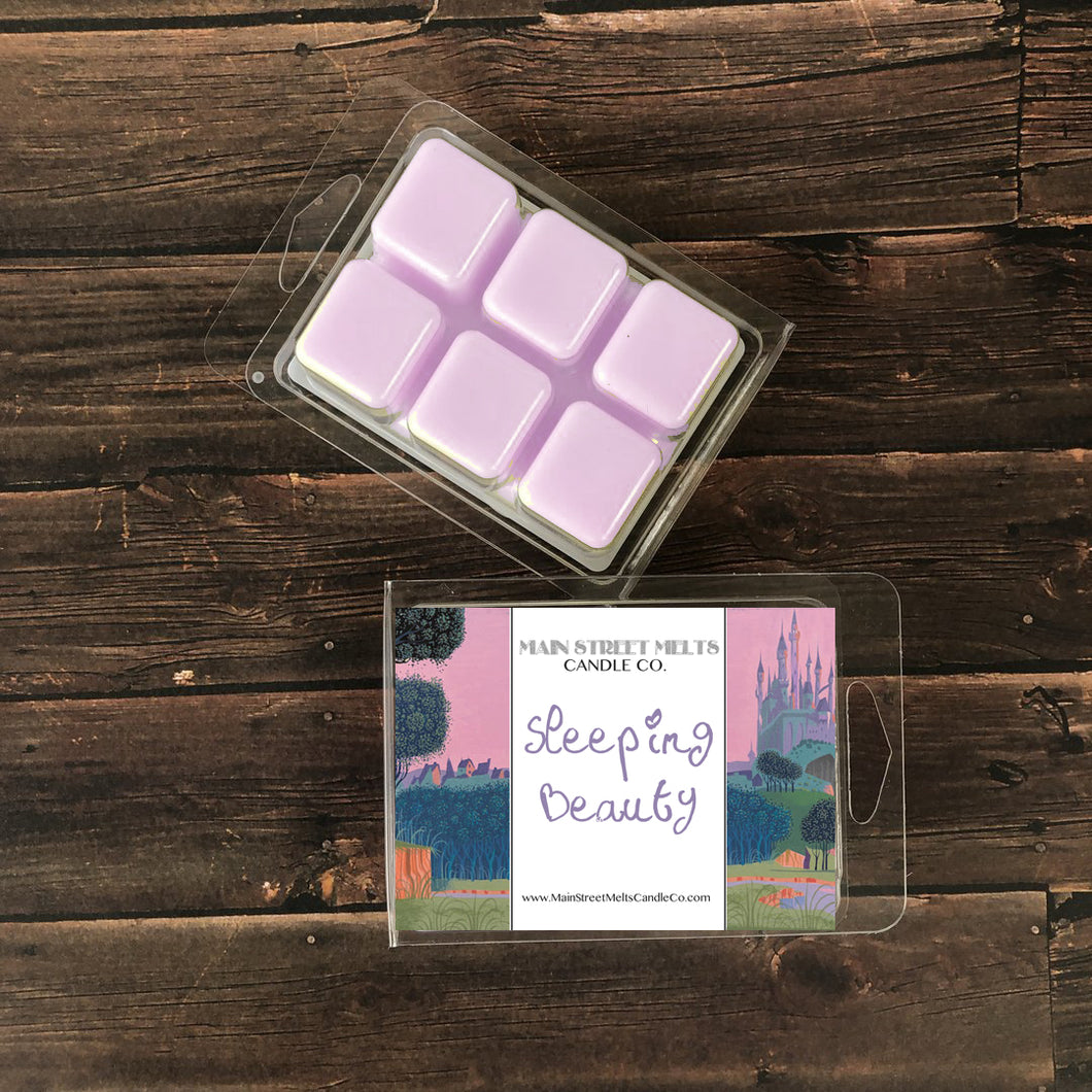 SLEEPING BEAUTY Soy Wax Melt