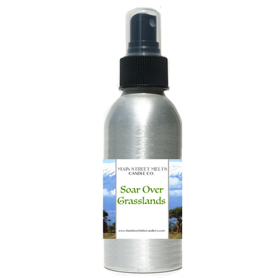 SOAR OVER GRASSLANDS Room Spray
