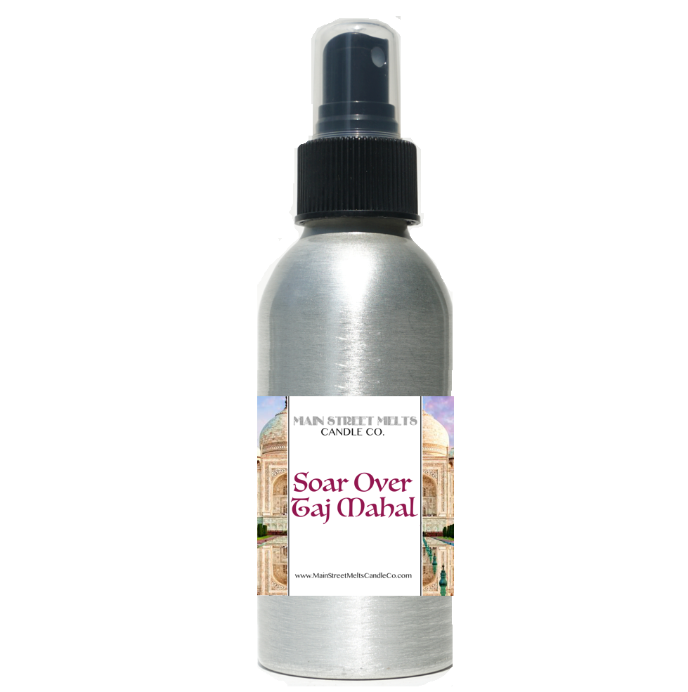 SOAR OVER TAJ MAHAL Room Spray