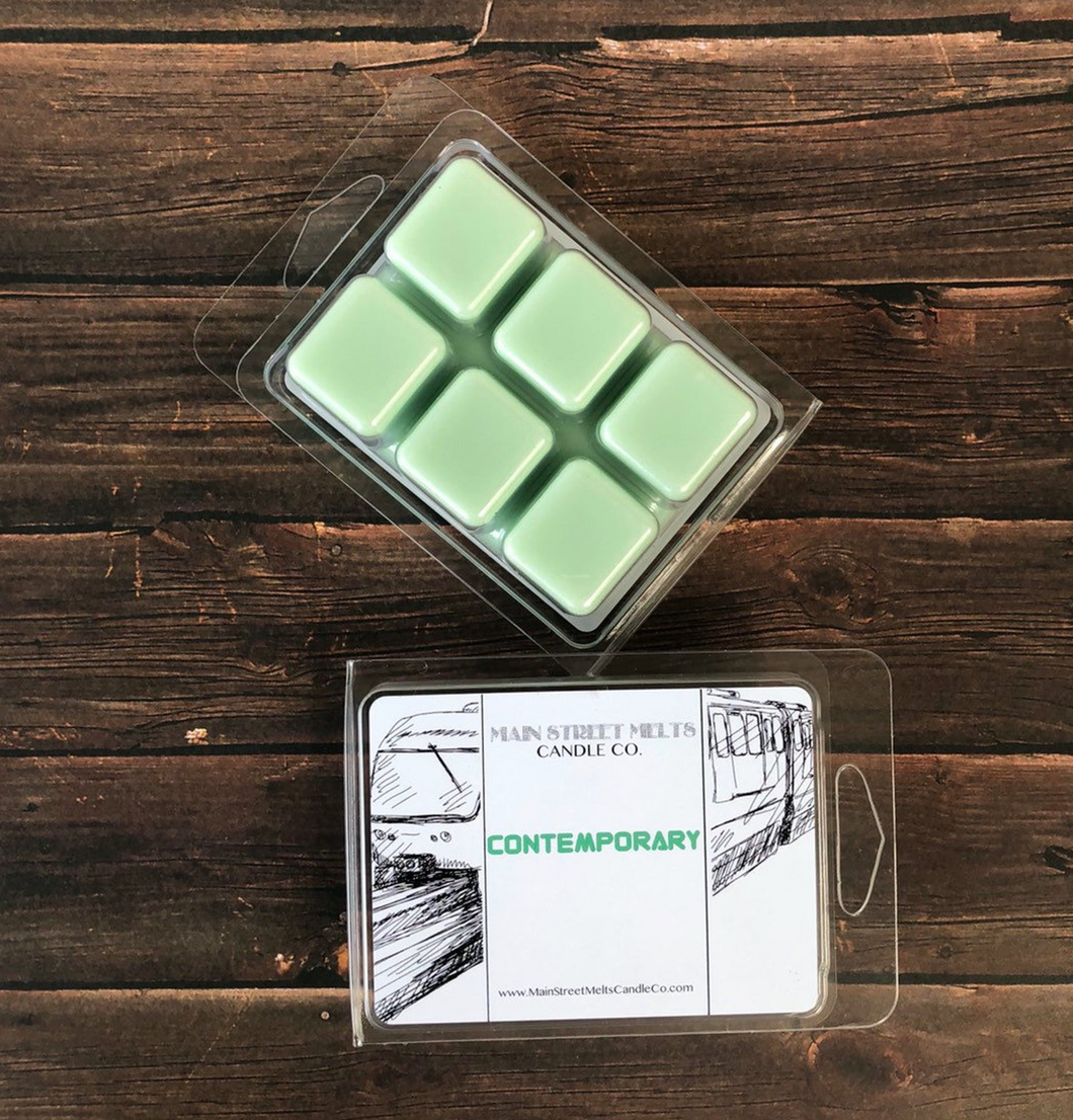 CONTEMPORARY Soy Wax Melt