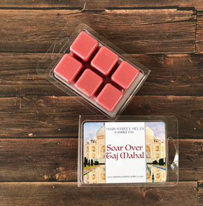 SOAR OVER TAJ MAHAL Soy Wax Melt