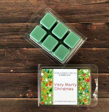VERY MERRY CHRISTMAS Soy Wax Melt