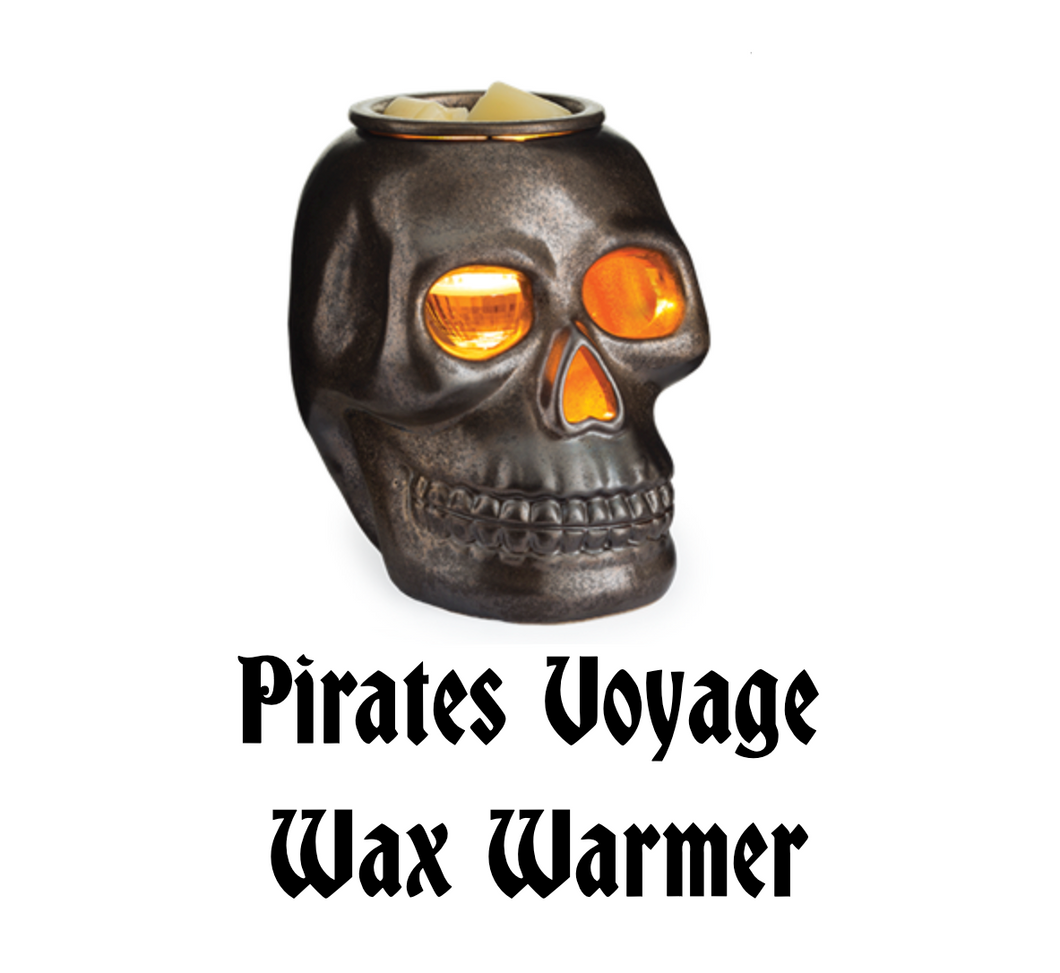 PIRATES VOYAGE WAX WARMER