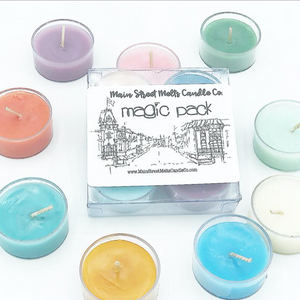 Variety Sample DISNEY TEALIGHTS Magic Pack - You Pick 4