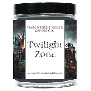 TWILIGHT ZONE Disney Candle 9oz