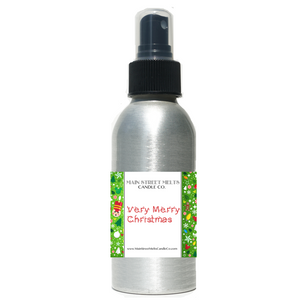 VERY MERRY CHRISTMAS Room Spray
