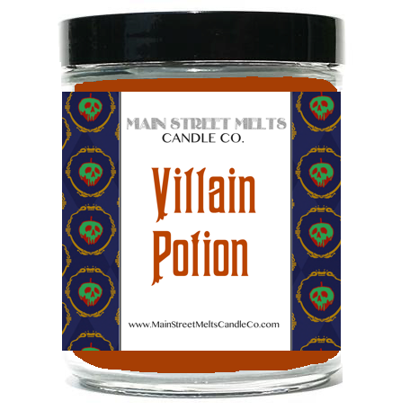 VILLAIN POTION Disney Candle 9oz
