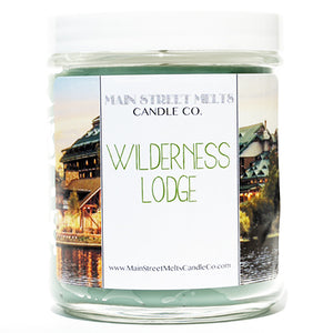 WILDERNESS LODGE Disney Candle 9oz