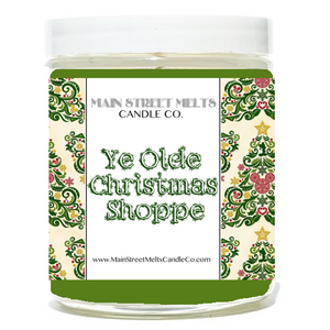 YE OLDE CHRISTMAS SHOPPE Disney Candle 9oz