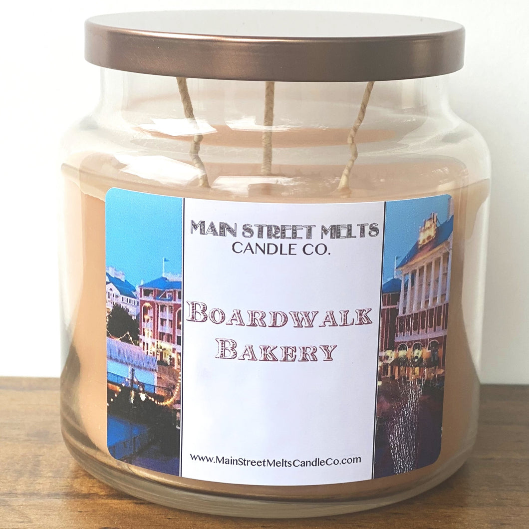 BOARDWALK BAKERY Disney Candle 18oz