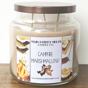 CAMPFIRE MARSHMALLOW Disney Candle 18oz
