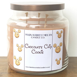 CHOCOLATE CHIP COOKIE Disney Candle 18oz