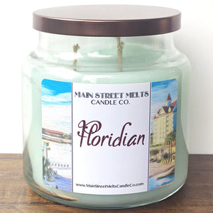 FLORIDIAN Disney Candle 18oz