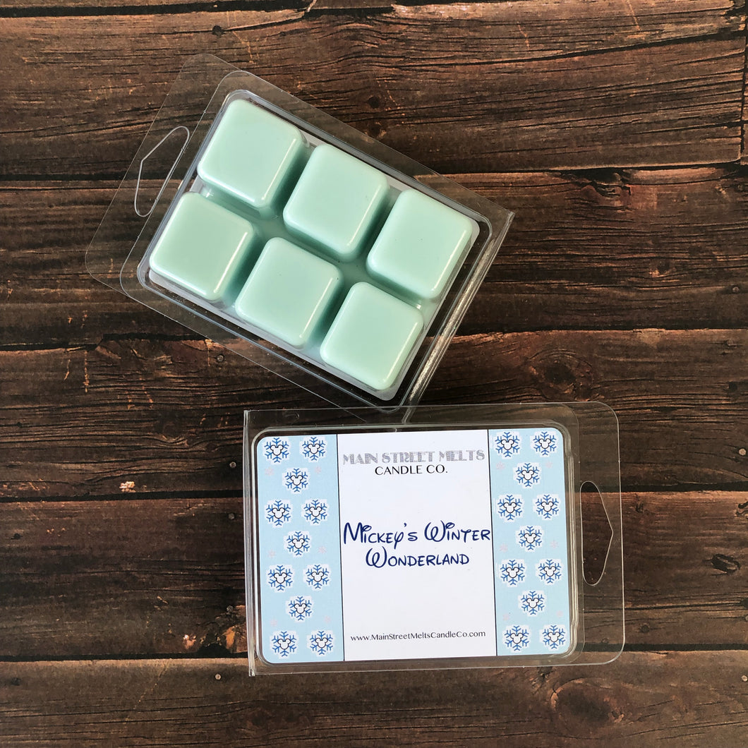 MICKEY'S WINTER WONDERLAND Soy Wax Melt